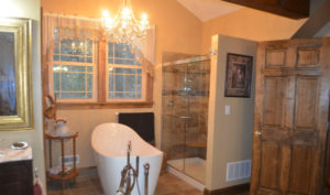 Bed & BREAKFAST 1794 STONE HOUSE Master Bath